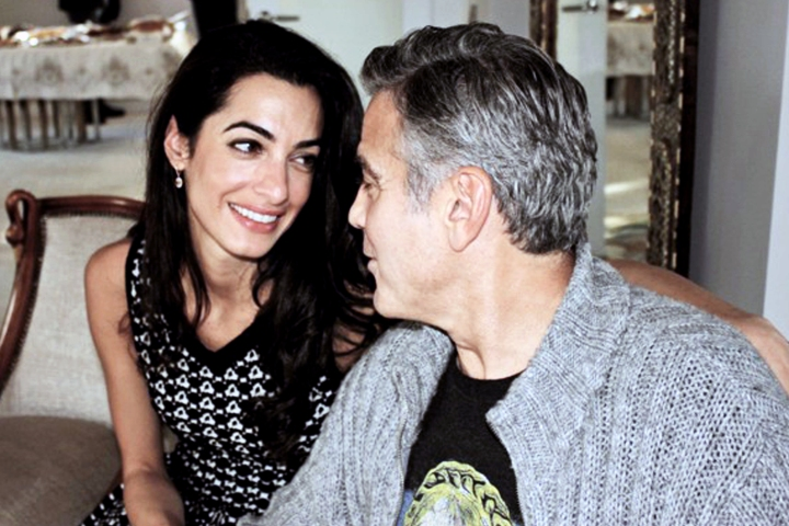Amal Alamuddin to change her last name … so what?